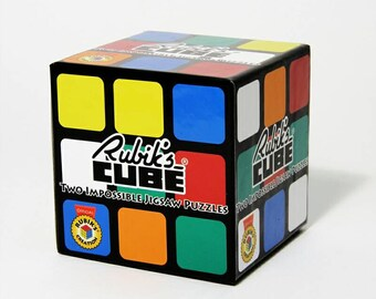 Rubik's Cube Impossible Puzzles