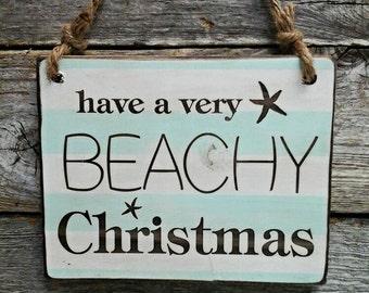 Have a Very Beachy Christmas