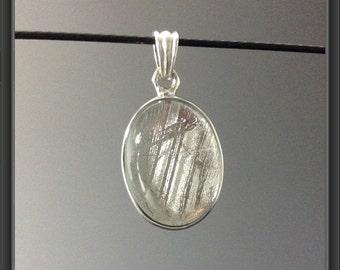 Muonionalusta meteorite pendant