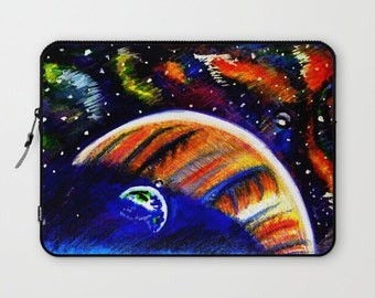 Space Laptop Sleeve 13/15 Inch