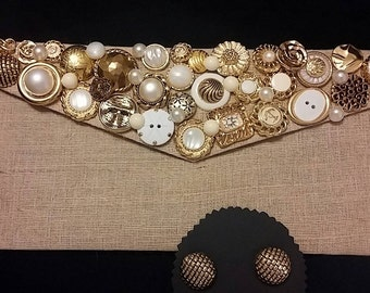 Button Clutch