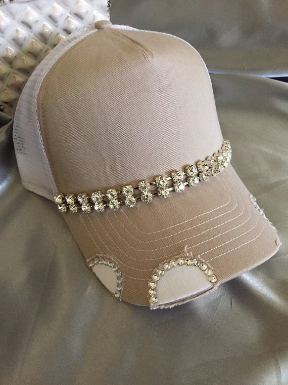 trucker hat bling trucker hat bling hat womens by