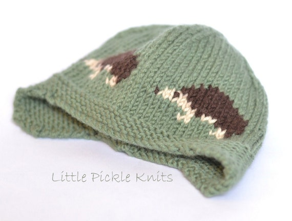 Baby Hedgehog Knitting Pattern : PDF KNITTING PATTERNS Little Hedgehog Aviator newborn to