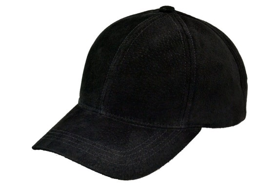 suede leather baseball cap made in usa various by emstatehats