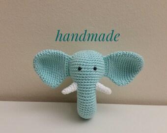 Baby Rassel Elefant