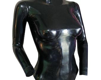 Contoured Leotard / Bodysuit | The 'Essential' Collection | Latex Rubber Gummi | XS S M L XL | Range of colours