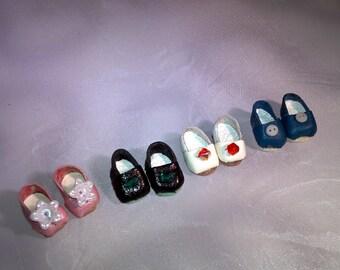 Shoes for Fairyland Puki puki doll