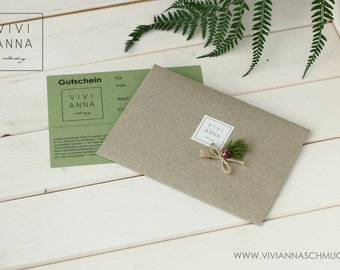 15,00 USD ~ Gift Certificate  | G001-15