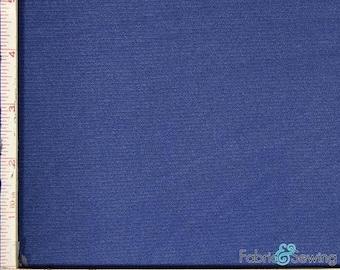 """Dark Blue Triple Mesh Lining Fabric 2 Way Stretch Polyester 3 Oz 56-58"""""""