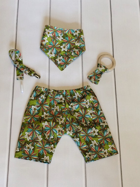 Items similar to Boho Baby Clothes New Baby Gift