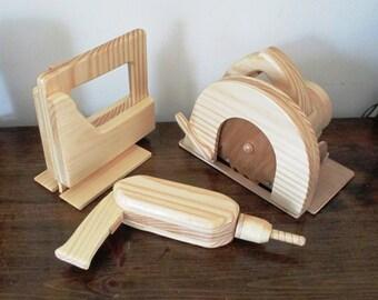 Wood Power Tools - drill, circular saw, jig saw