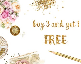 DISCOUNT COUPON: Buy Two Items and Get the Third One Free - Save 33%