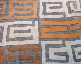 African Kuba Cloth/textile Kc008
