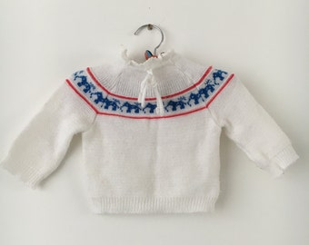 Vintage baby Jersey size 56