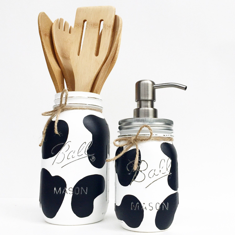 Fixer upper kitchen soap dispenser -  Zoom