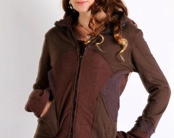 pixie hoodie jacket