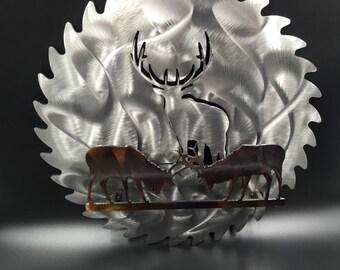Custom elk sawblade
