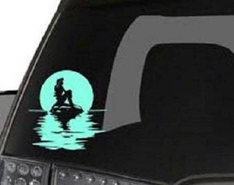 Beach Car Decal Etsy - Vehicle decals and stickers