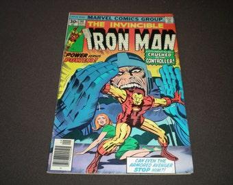 Iron Man 90 (1976), Controller, Marvel C11