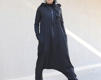 oversized jumpsuit, loose pant jumpsuit, loose pants jumpsuit, women loose jumpsuit, loose boho pants, jumpuit, wide leg pants, jumpsuit