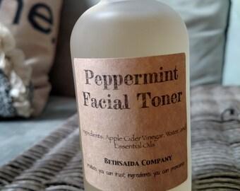 Peppermint Facial Toner