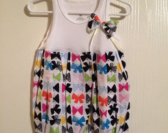 Adorable toddler sundress, T-shirt dress, Tank top dress by Mvious Da'Zigns