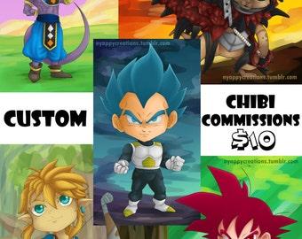Custom Chibi Commissions~