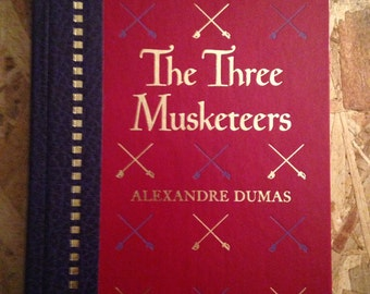 "Hollow Book Safe - ""The Three Musketeers"""