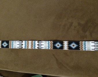 Cheyenne Spirit Belt Strip or Hatband