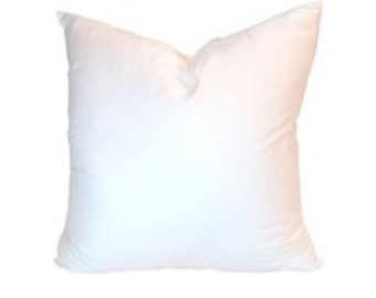 Synthetic Down Filled Pillow Insert