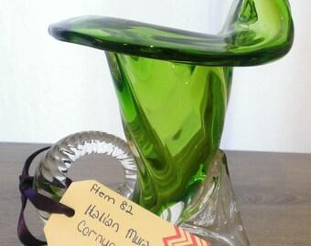 Green Italian Cornucopia