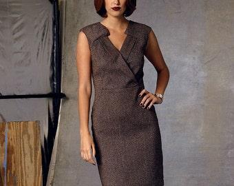 Vogue Sewing Pattern V1420 Misses' Dress