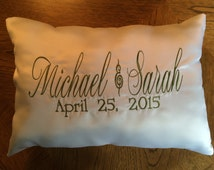Kneeling Pillows - Set of 2 - Personalized