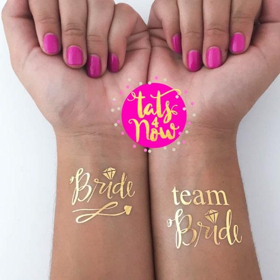 Script Team bride select your set