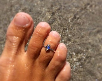 Moonstone Toe ring & Midiring