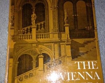 The Vienna State Opera Hardcover Book
