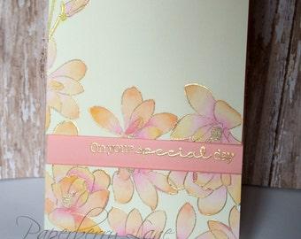 Special Day Magnolia Card