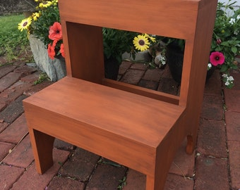 Shaker Style Stepstool