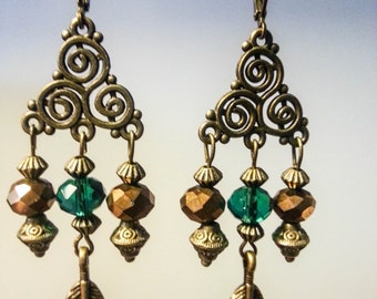 "New Collection | Earrings ""Nejma"""