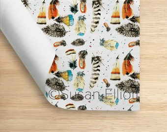 Nature Series Gift Wrap