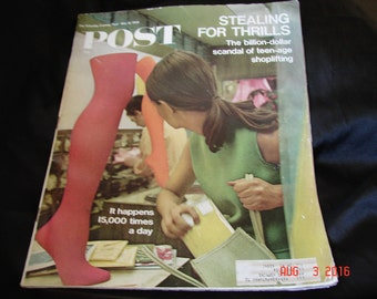 The Saturday Evening Post May 18 1968