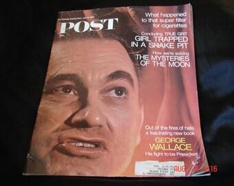 The Saturday Evening Post June 15 1968