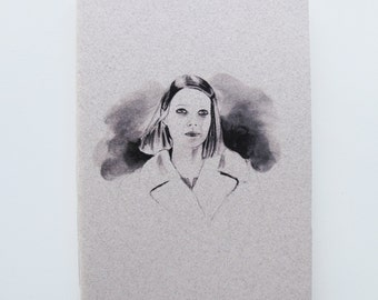 Margot Tenenbaum Notebook