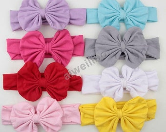 Baby Bow Headband, Bow Headbands, Girls Headbands