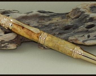 Victorian Ballpoint Twist Pen