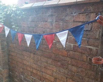 Red, white & blue bunting