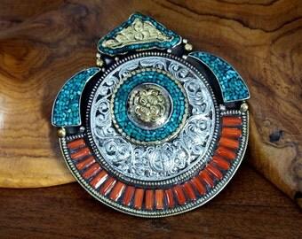 Wonderful Tibetan Pendant