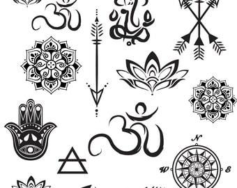 tattoo symbols amp design index alphabetical listing of - 570×570
