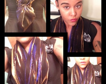 Gold Glam (Couture)