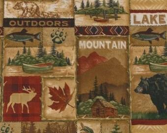 Nature Mountain - by Robert Kaufman